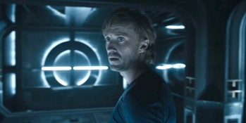 Tom Felton on 'Origin'