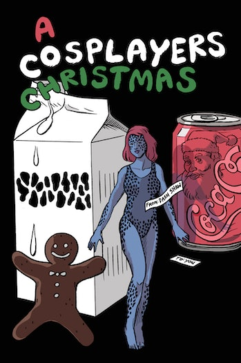 A Cosplayer's Christmas from Fantagraphics Books