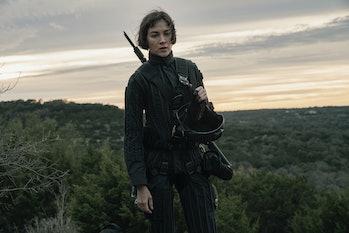 Fear the Walking Dead Isabelle Sydney Lemmon