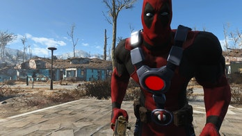 This 'Fallout 4' mod lets you play as Deadpool.