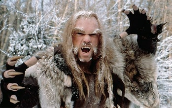 Sabretooth in 'X-Men' (2000).