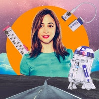 LittleBits' Ayah Bdeir Is Filling STEM's Diversity Gap, Block by Block