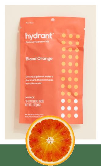 Hydrant's Rapid Hydration Mix