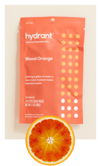 Hydrant's Rapid Hydration Mix