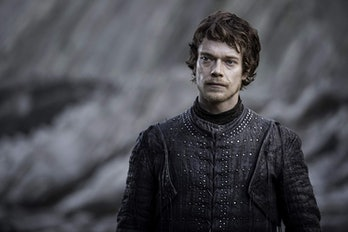 Theon Greyjoy on 'Game of Thrones'Theon Greyjoy on 'Game of Thrones'