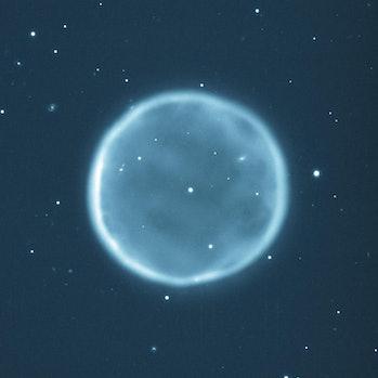Planetary Nebula Abell 39