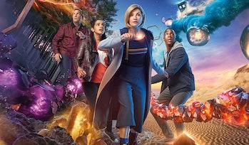 'Doctor Who' Season 11 Poster