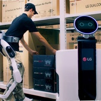 LG's Robot Suit Is Straight-Up Sci-Fi and Will Debut at IFA Berlin
