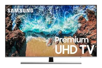 "Samsung Flat 55"" QLED 4K UHD 6 Series"
