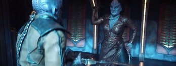 L'Rell in season 2 of 'Star Trek: Discovery'