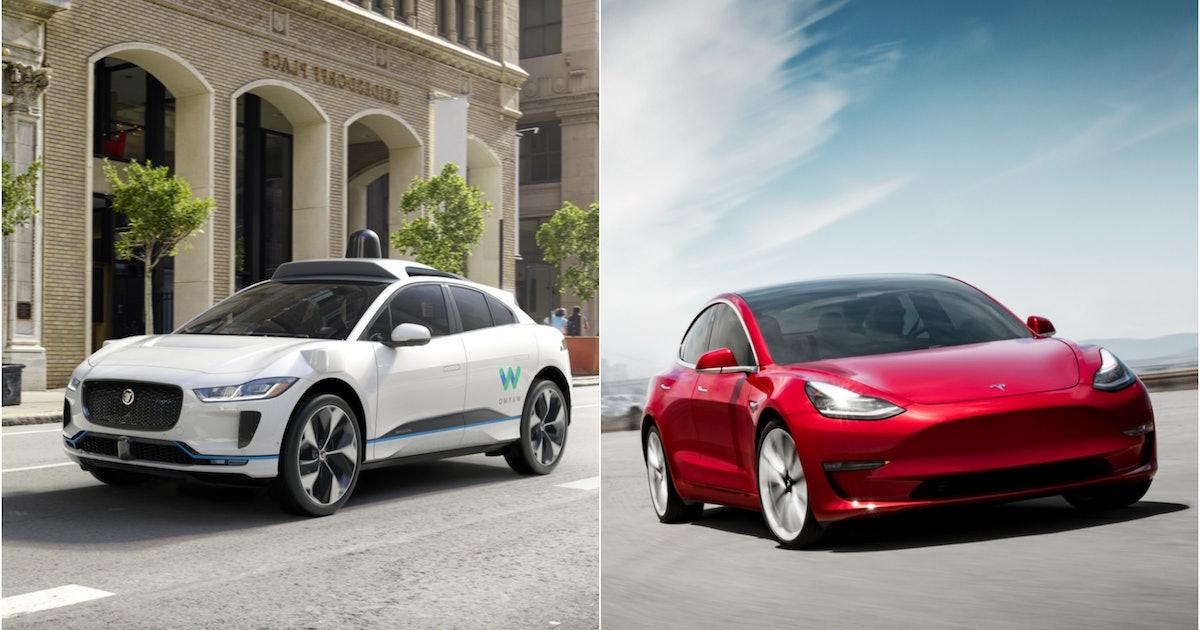 Waymo vs. Tesla: Who Will Win the Self-Driving Car Race?