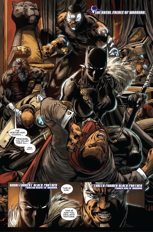 Wakanda X-Men Shuri Marvel MCU