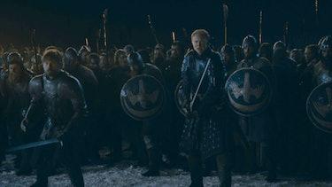 Game of Thrones Jaime Brienne Battle of Winterfell