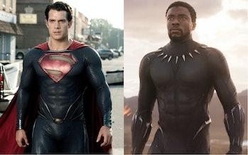 Black Panther Superman