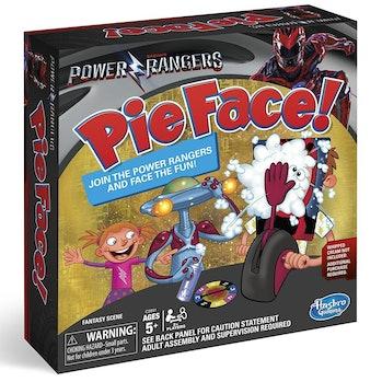 Power Rangers Pie Game