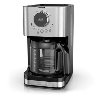 BLACK+DECKER CM4202S Select-A-Size Easy Dial Programmable Coffeemaker