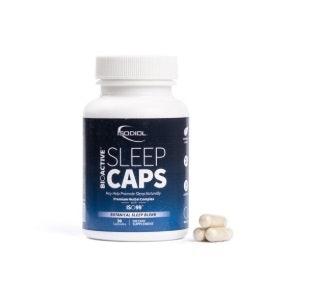 IsodiolBioactive Sleep Caps