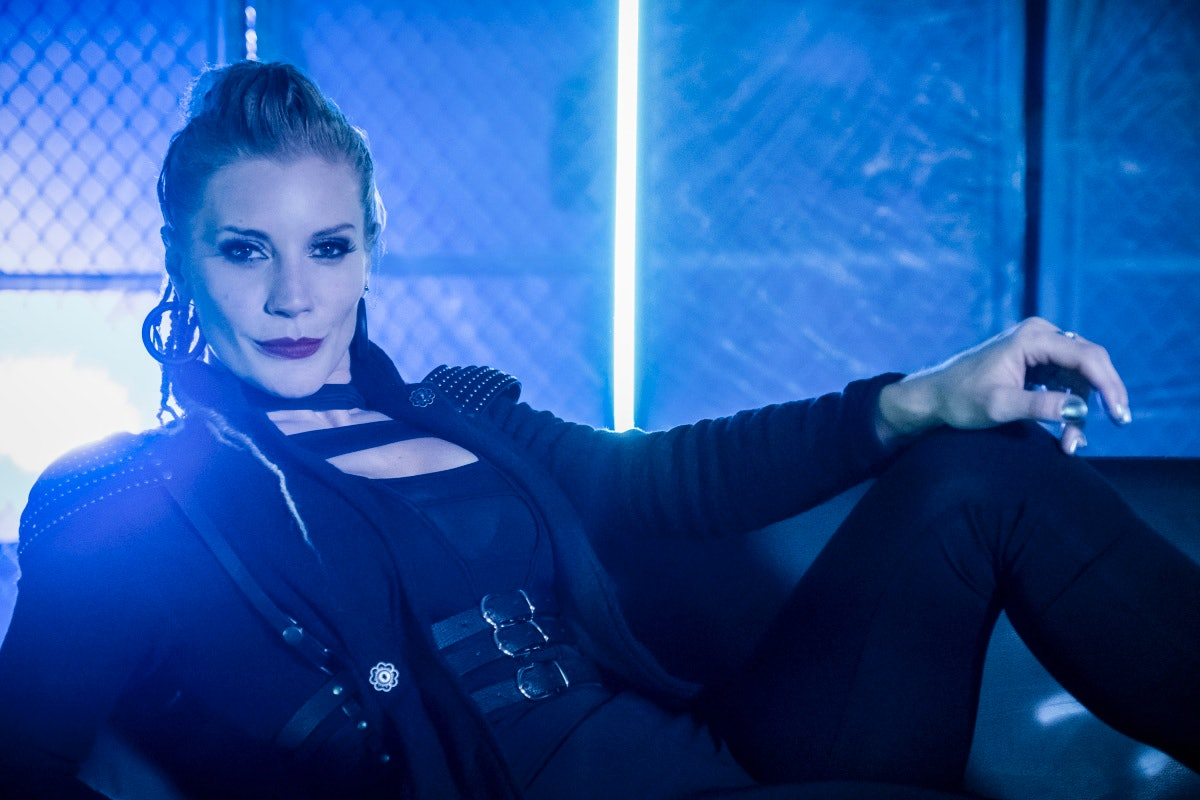 Katee Sackhoff is a delight as Amunet.