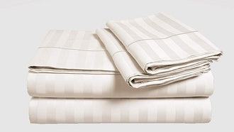 Chateau Home 500 Thread Count 100% Egyptian Cotton 4-Piece Set