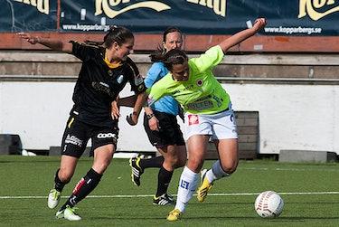 yael averbuch, soccer