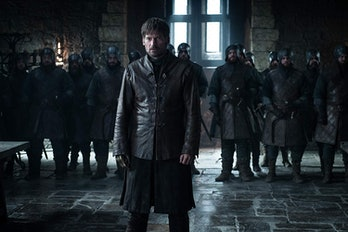 Jaime Lannister (Nikolaj Coster-Waldau) on Game of Thrones Season 8, Episode 2