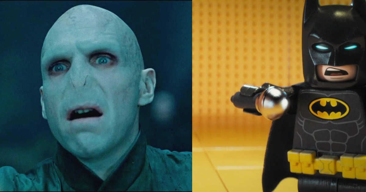 Lego Batman Crosses Over With Harry Potter Doctor Who And Lord Of The Rings