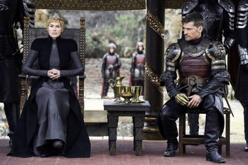 Jaime's been falling out of love with Cersei for awhile now.