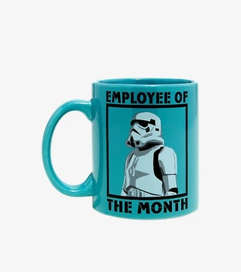 STAR WARS EMPLOYEE OF THE MONTH MUG
