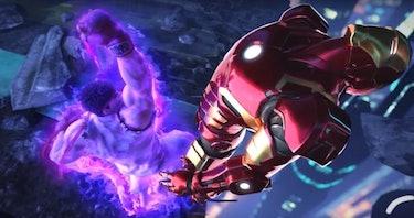 'Marvel vs. Capcom: Infinite'