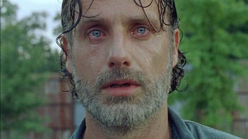 Could Rick's eventual death look a little bit like this on 'The Walking Dead'?