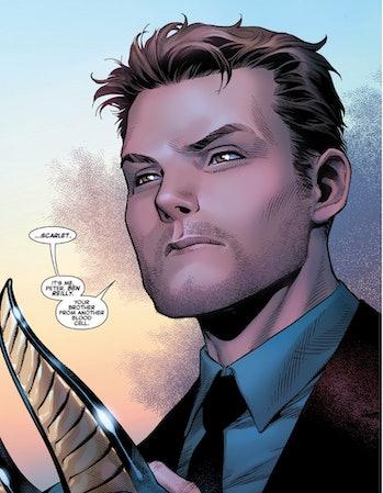 Ben Reilly in Clone Conspiracy Spider-Man Marvel Comics