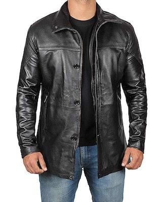 Fjackets Bristol leather jacket