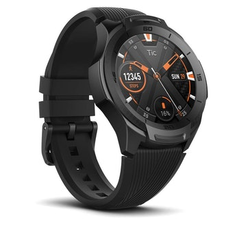 Ticwatch E2, Waterproof Smartwatch with 24 Hours Heart Rate Monitor