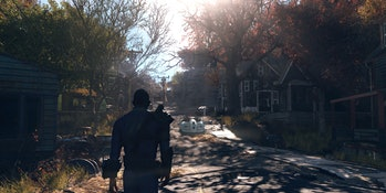 No matter where you go in 'Fallout 76,' your progress will be transferred from the beta to the final version.