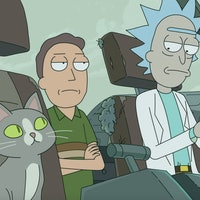 'Rick and Morty' Season 4 theory links talking cat origins to this villain