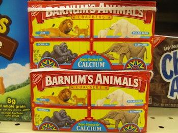 Nabisco Barnum's Animals Crackers