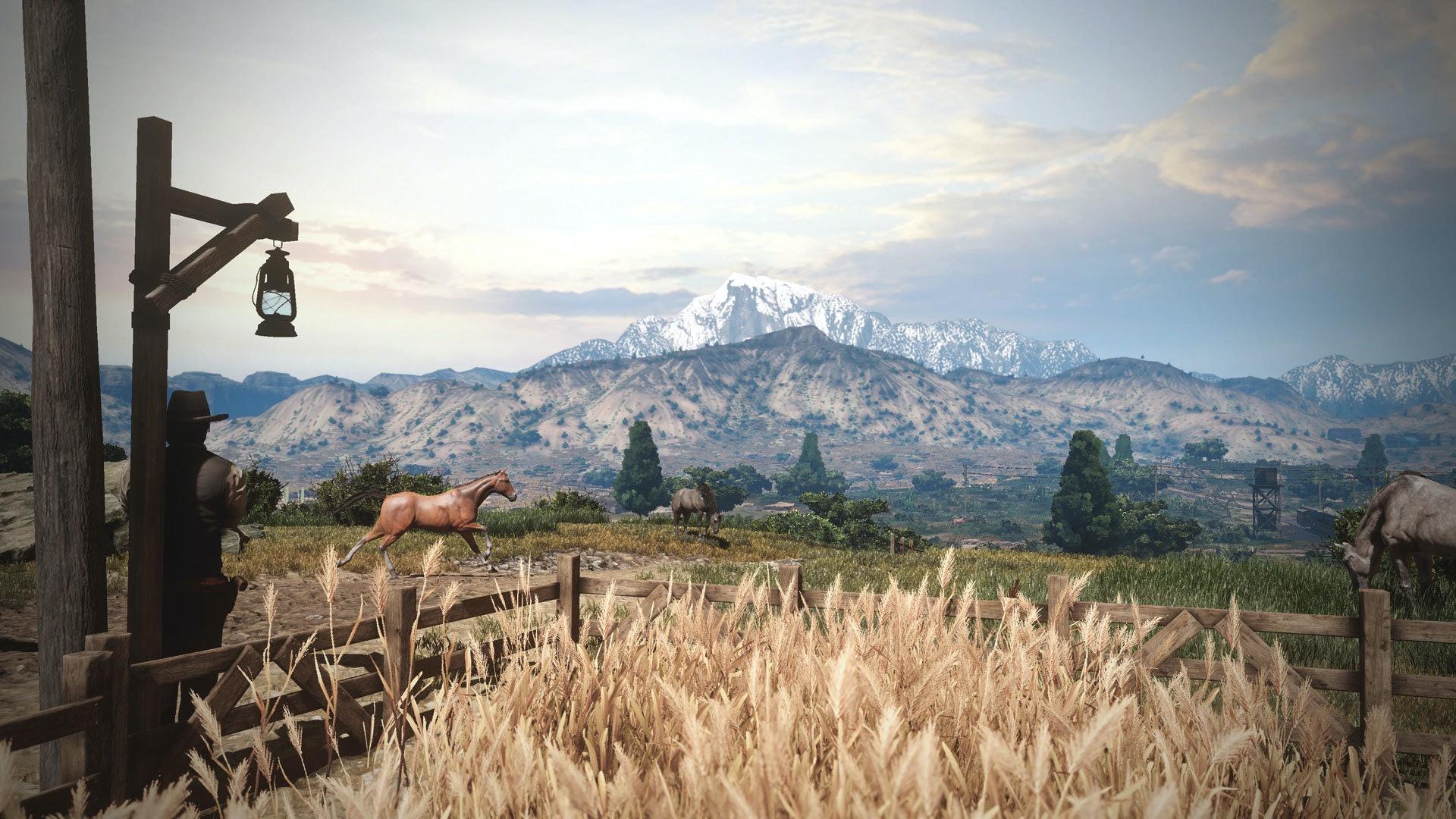 Wild West Online PC Gaming