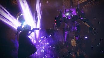 Destiny 2 Bungie Activision Guardian Hunter Strike Vex