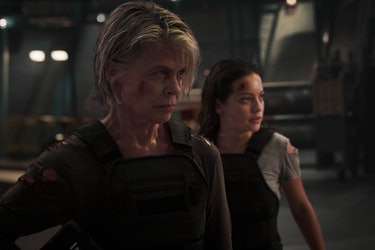 Terminator Dark Fate Linda Hamilton