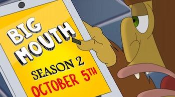 'Big Mouth' Season 2 trailer