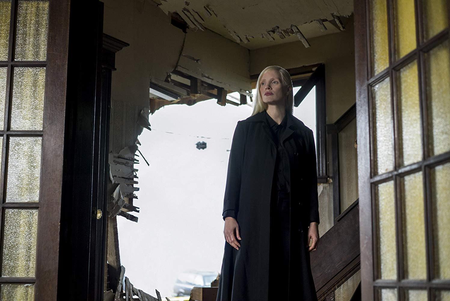 Jessica Chastain in 'Dark Phoenix'