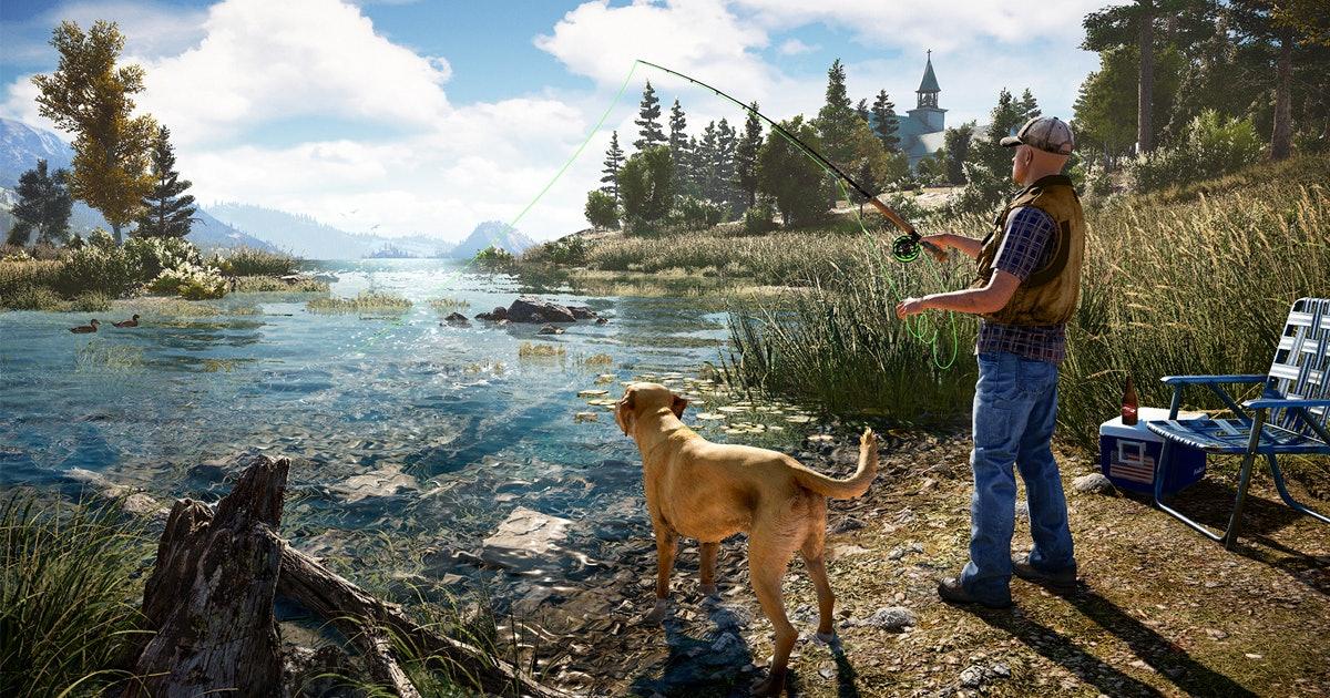 Far Cry 5 Ubisoft E3 2017