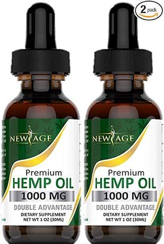 New Age Hemp Oil