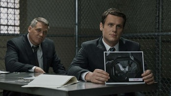 Holden and Tench in Mindhunter Season 2