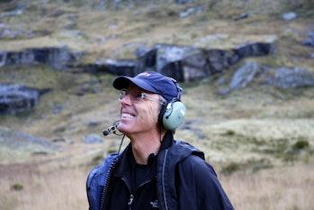 'Hacksaw Ridge' production designer Barry Robison.