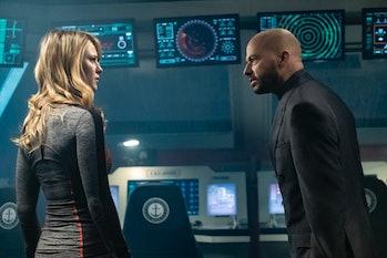 supergirl season 4 episode 16 red daughter lex luthor melissa benoist jon cryer