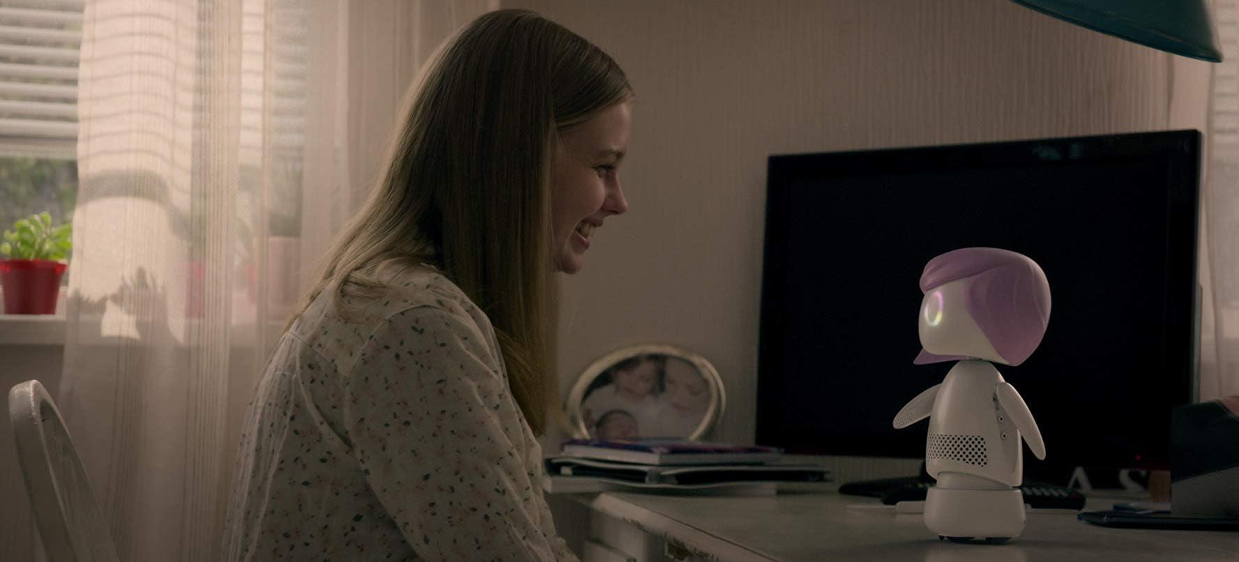 Angourie Rice stars in 'Black Mirror' Season 5.
