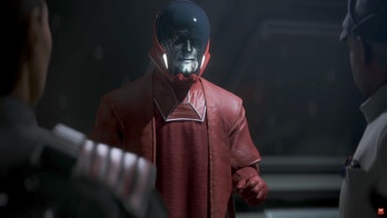 One of the Emperor's Sentinels in 'Battlefront II'.