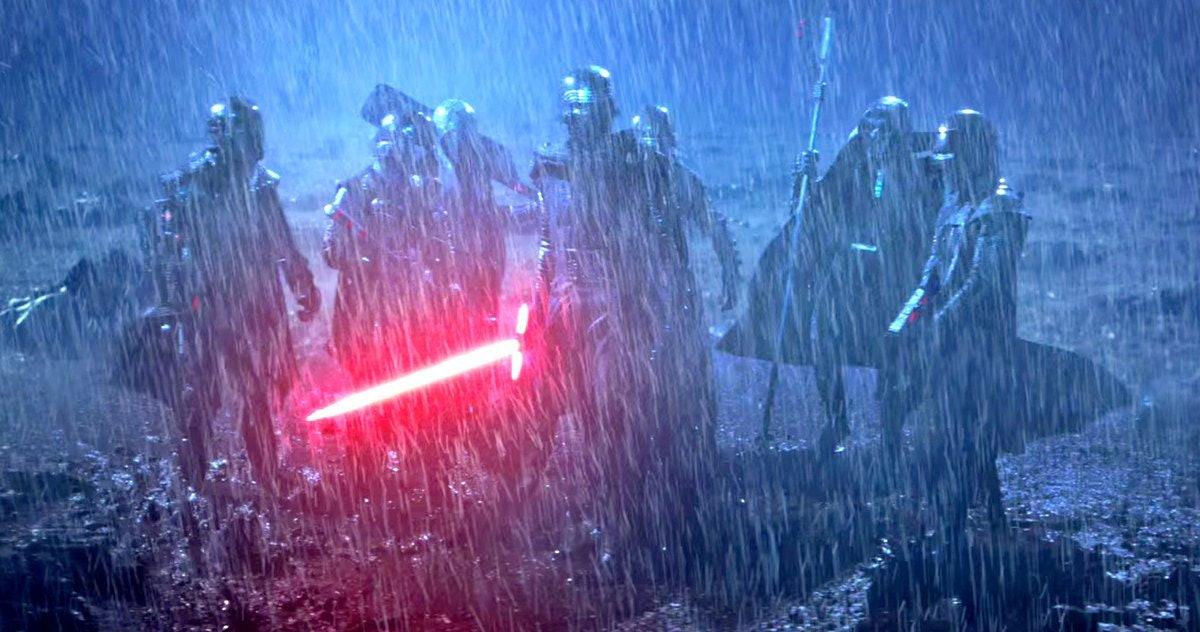 Knights of Ren Star Wars 9