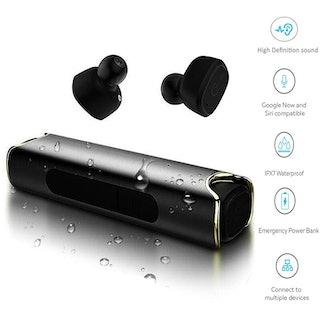 True Wireless Earbuds Bluetooth Sports Earphones